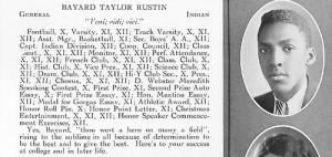 Rustin Yearbook