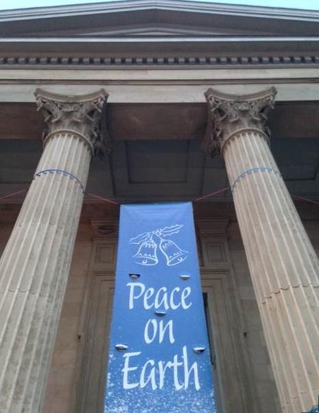 Peace on Earth WC