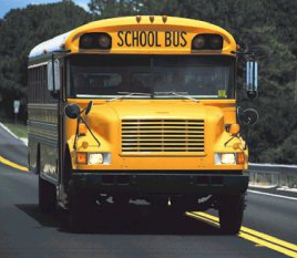 Chester County School Bus