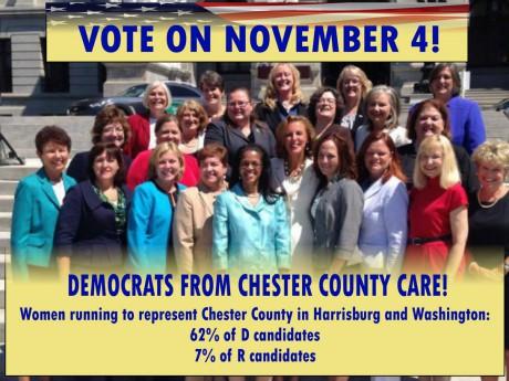 Democrats of Chesco care