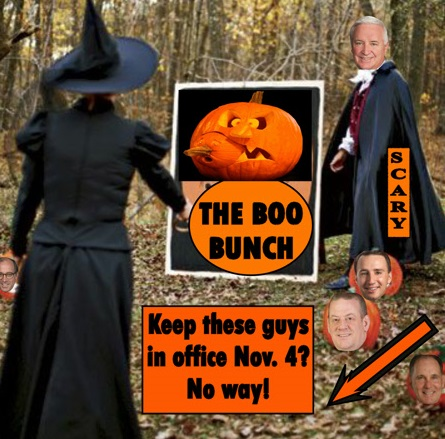 Vote for the Boo Bunch NOT