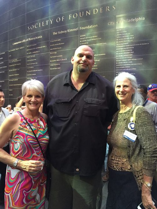 Carolyn, Fetterman, Lani