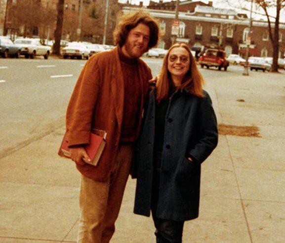 Hillary Bill Yale