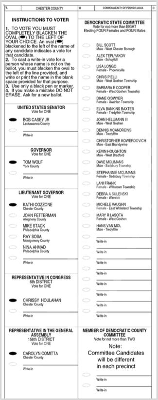 Fifth image of Primary Election Is Tuesday Here Are The Sample Ballots with VOTE Tuesday, May 15, 2018! Get your SAMPLE BALLOTS HERE ...